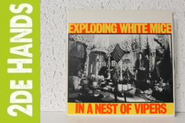 Exploding White Mice ‎– In A Nest Of Vipers (LP) G10