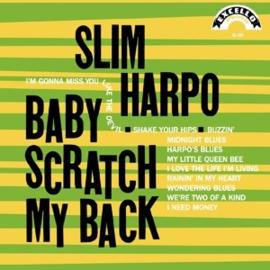 Slim Harpo - Baby Scratch My Back (LP)