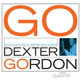 Gordon Dexter - Go! -Blue Note Classic- (LP)