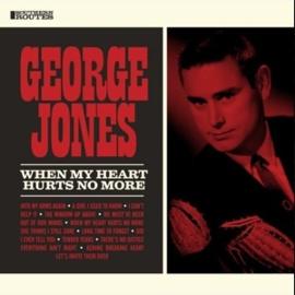 George Jones - When My Heart Hurts No More (LP)