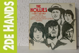 The Hollies ‎– I Can't Let Go (LP) H10