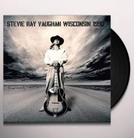 Stevie Ray Vaughan Wisconsin 1980  (2LP)