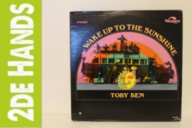 Toby Ben - Wake Up To The Sunshine (LP) A50