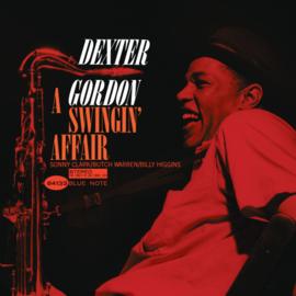 Dexter Gordon – A Swingin' Affair (LP)