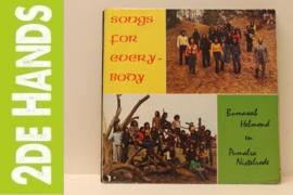 Bumawab Helmond en Pumalra Nistelrode – Songs For Everybody (LP) E60