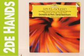 Bolero · La Valse · Pavane Pour Une Infante Défunte · Daphnis Et Chloé: Suite No. 2 (LP) B80