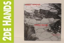 Robert Heppener, Rudolf Escher – Muziek Voor Straten En Pleinen / Eglogues / Hymnes Du Grand Meaulnes (LP) F90