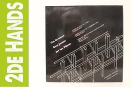 Ton de Leeuw, Guus Janssen, Jan van Vlijmen - Gaudeamus Quartet, Mondriaan Quartet (LP) F90