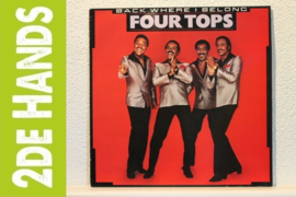 Four Tops - Back Where I Belong (LP) B70