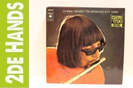 Chris Hinze - Telemann - My Way (LP) D30