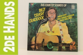 Billy 'Crash' Craddock ‎– The Country Sounds Of(LP) L10