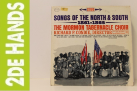 Mormon Tabernacle Choir, Richard P. Condie - Songs Of The North And South, 1861-1865 (LP) F40