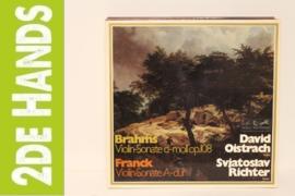 Brahms, Franck – Violin-Sonate D-Moll Op. 108; Violin-Sonate A-Dur (LP) A60