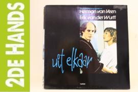 Herman van Veen, Erik van der Wurff – Uit Elkaar (LP) K10
