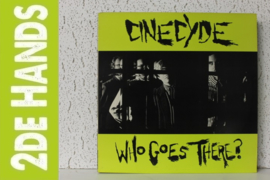 Cinecyde ‎– Who Goes There? (LP) A70