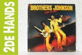 Brothers Johnson - Right on Time (LP) F80