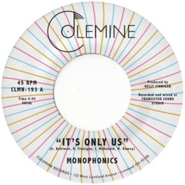 "Monohonics - It's Only Us (7"" Single)"