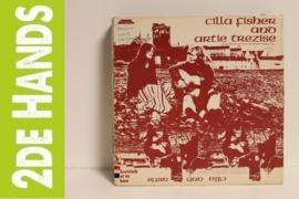 Cilla Fisher & Artie Trezise ‎– Scotsfolk At Its Best (LP) H10