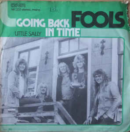 "Fools ‎– Going Back In Time (7"" Single) S80"