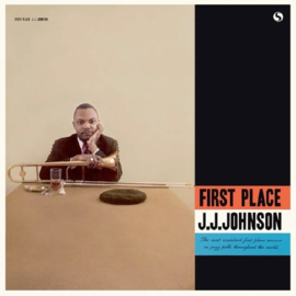 J.J. Johnson - First Place (LP)