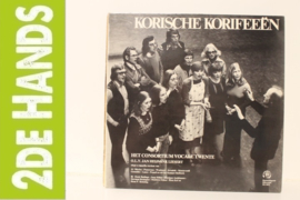 Consortium Vocale Twente - Korische Korifeeën (LP) C90