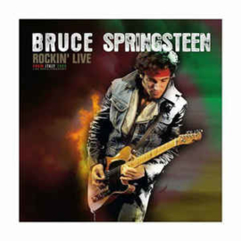 Bruce Springsteen ‎– Rockin' Live From Italy 1993 Live Radio Broadcast (LP)
