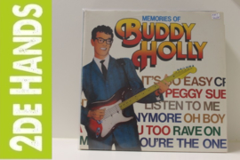 "Buddy Holly ‎– Memories Of Buddy Holly (2LP+7"") D70"