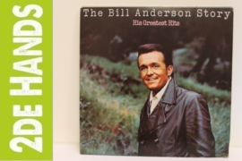 Bill Anderson ‎– The Bill Anderson Story: His Greatest Hits (2LP) G90