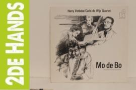 Harry Verbeke / Carlo de Wijs Quartet – Mo De Bo (LP) C80