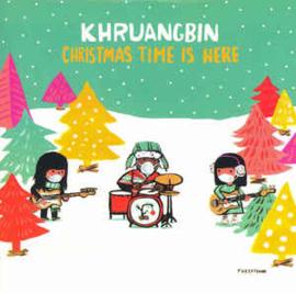 "Khruangbin – Christmas Time Is Here (7"" Single)"