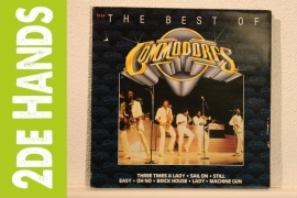 Commodores - The Best Of (LP) K30