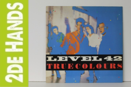 Level 42 ‎– True Colours (LP) D10
