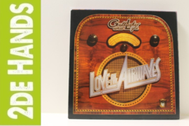 Gallagher & Lyle ‎– Love On The Airwaves (LP) D70