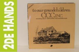 C.C.C. Inc. – To Our Grandchildren / Watching The Evening Sun (LP) B40