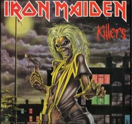 Iron Maiden - Killers (LP)