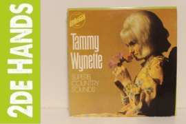 Tammy Wynette ‎– Superb Country Sounds (LP) D50