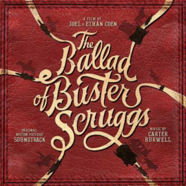 OST - The Ballad of Buster Scruggs (LP)