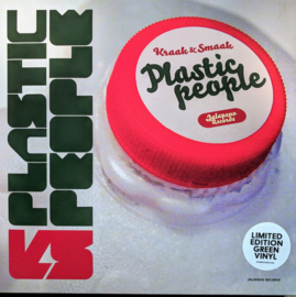 Kraak & Smaak ‎– Plastic People (2LP)