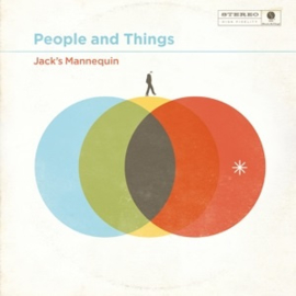 Jack's Mannequin - People and Things (LP)