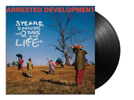 Arrested Development -  3 Years, 5 Months And 2 Days In The Life Of... (LP)