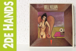 Bill Nelson ‎– Savage Gestures For Charms Sake (LP) B10