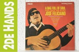 José Feliciano -  A Bag Full Of Soul (LP) E70-F10