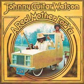 Johnny Guitar Watson - A Real Mother For Ya (LP)