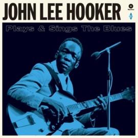 John Lee Hooker - Plays and Sings the Blues (LP)