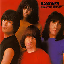 Ramones ‎– End of the Century (LP)