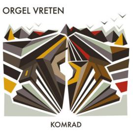 Orgel Vreten – Komrad (LP)