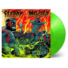 Fleddy Melculy - Helgië (LP)