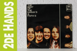 The Mama`s & The Papa`s - The Best Of (LP) E70