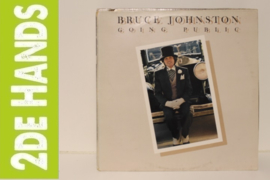 Bruce Johnston ‎– Going Public (LP) G60