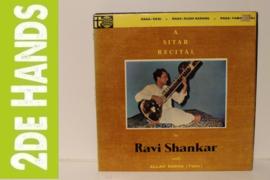 Ravi Shankar With Alla Rakha – A Sitar Recital (LP) G40